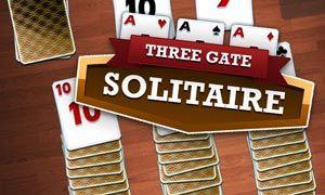 Three Gates Solitaire
